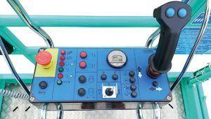 Saksilavan-joystick