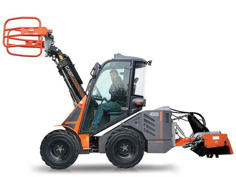 Cast loader Genesis 40